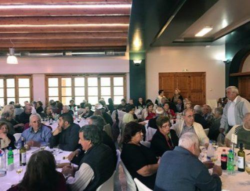 Γιορτάστηκε η Παγκόσμια Ημέρα Ηλικιωμένων από τα  μέλη των Κ.Α.Π.Η. του Δήμου μας